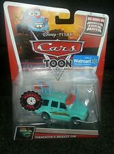 Disney PIXAR Cars TOON Monster Truck Tormentor's Biggest Fan WALMART EXCLUSI
