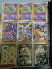 Pokemon card Lot Rare and Bandai Pokemon card set vintage