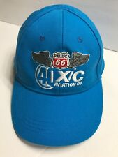 Phillips 66 Aviation Oil 40 X/C 1979-2019 Adjustable Ball Cap Hat Embroidered