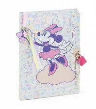 More details for disney store  minnie mouse mystical diary with lock and key - bnwt
