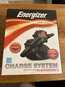Playstation 3 Energizer Power & Play Charging Station System PS3 European Plug