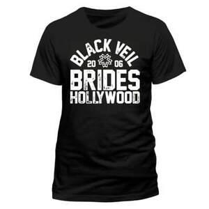 ** Black Veil Brides Hollywood T Shirt OFFICIAL **
