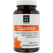 Pure Essence, Candex, 120 Vegi-Caps GMO Free I