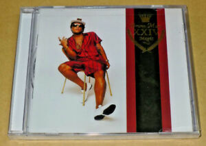 24K Magic by Bruno Mars CD