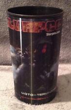 7/11 Terminator Salvation Movie 2009 Lenticular 3D Slurpee Cup MOTO-TERMINATOR