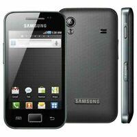Samsung Galaxy Ace GT-5830i-BLACK-3G-Unlocked Mobile Phone