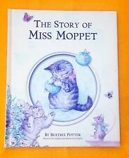 The Story of Miss Moppet by Beatrix Potter FREE AUS POST Hardback 2002