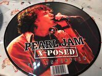 "PEARL JAM VINYL 10"" INTERVIEW PICTURE DISC DELETED VINYL"