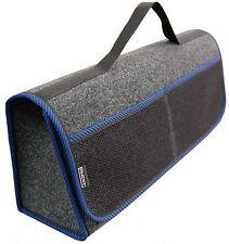 Kofferraumtasche Auto Tasche Zubehörtasche in BLAU passend für VW