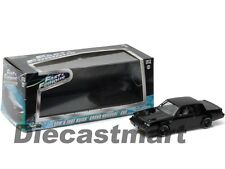DOM'S 1987 BUICK GRAND NATIONAL GNX THE FAST AND FURIOUS 1:43 GREENLIGHT 86231