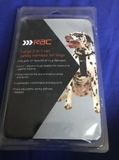 "RAC 2 In 1 Car Harness Large Max Chest 51-76cm (20-30"")"