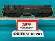 49566 Pennsylvania Atlas N Scale Trainmaster DCC Ready NIB