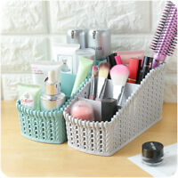 Storage Plastic Basket Box Bin Clothes Container Laundry Holder Home Organizer N
