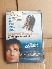 Eternal Sunshine Of The Spotless Mind (Dvd, wide Screen Edition) New