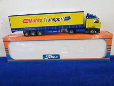 Munro transport volvo articulé camion par tekno échelle 1/50