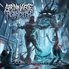 Abominable Putridity-The Anomalies Of Artificial Origin 2015 Devourment SIGNED!