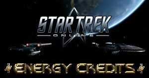 Star Trek Online - 200 Million Energy Credits EC - STO PC Only - Fast Delivery