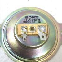 Sony Speaker Tweeter 1-504-232-11 Works