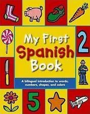 My First Spanish Book-ExLibrary