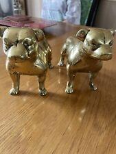 More details for staffordshire bull terrier brass