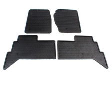 Land Rover - Range Rover Classic - Genuine Rubber Floor Mats - Short Wheel Base