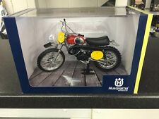 1970 Husqvarna 400 Cross Die Cast Model Bengt Aberg Replica 400CR 3HS1771000
