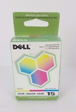 Genuine Dell Series 15 Color UK852 Ink Cartridge V105 AIO
