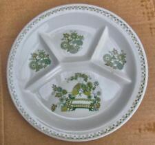 Turi Designs Figgio Market  Fondue Plate Woman Girl Vintage 1977 Norway