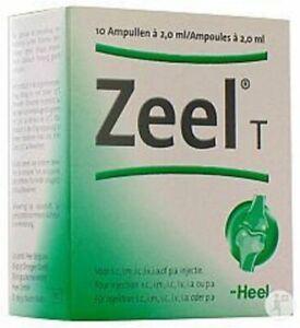 ZEEL Ampules 2.2ml Solution 2.0ml (10 ampules)