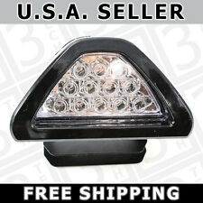 Universal Fit - 12-LED - F1 Style - Diffuser Brake Tail Light - Brilliant Red