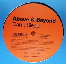 "Above & Beyond  ""Can`t Sleep"" * Maori & Sonorous Remixes / euph064.3"