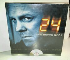 24 DVD Board Game New Sealed Kiefer Sutherland - 2006 Pressman 20th Century Fox