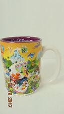 Walt Disney World 3D Grandma coffee mug cup