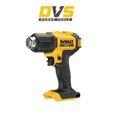 DeWalt DCE530N 18V XR Cordless Heat Gun Body Only + Reflector & Surface Nozzles