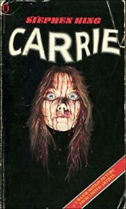 Carrie by Stephen King Book The Cheap Fast Free Post