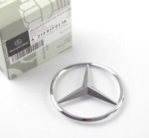 Mercedes Étoile Mercedes-Benz Étoile Arrière Hayon W213 Classe E Berline
