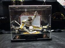 Boston Bruins Tuukka Rask McFarlane Figure Stanley Cup 3 Ring Display Case