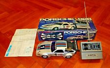 1:16 PORSCHE 928 MARTINI RADIO CONTROLLED 27 MHz Made in England