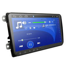 "9"" Android 9.0 Head Unit Car Radio NAV GPS for VW Skoda Passat Tiguan Golf Polo"