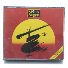 Miss Saigon Musical Soundtrack 1990 by Boublil, Alain & Claude-Michel Schonberg