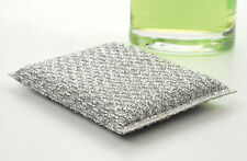 RSVP Nonstick Safe Cookware Scrubber Glass Pot Pan Dishwasher Scratch Pad SKRB