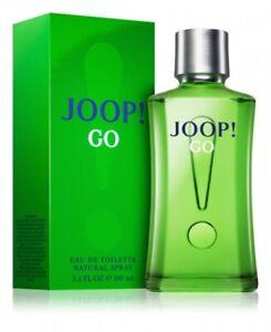 JOOP! GO 100 ml Eau de Toilette Spray NEU OVP