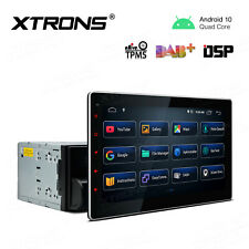 """Universal 10.1"""" Android 10.0 2-DIN Car Stereo Radio DSP Wifi For Nissan Toyota"""