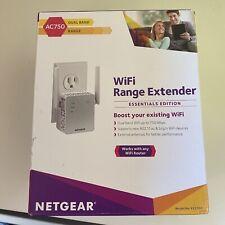 Netgear  Ac750 Wifi Range extender AlDual Band