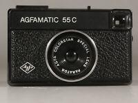 PRL) AGFA AGFAMATIC 55C FOTOCAMERA COMPATTA COLORSTAR SPECIAL LENS PARATOR