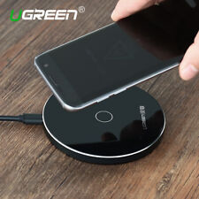 Ugreen fast charge wireless charging pad QC2.0 Iphone 8, galaxy S7 or above