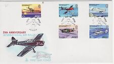 Fancy Cancel Aviation Used Great Britain Stamps
