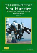 The British Aerospace Sea Harrier -  MDF11 - A Comprehensive Guide - New Copy
