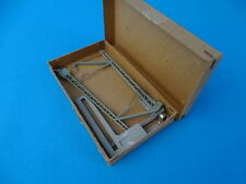Marklin 409 MB 7011 Catenary mast set for metal bridges OVP