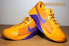 Nike Hyperdunk Low Snake Pool Sz 11 Original Zoom Air Kobe Bryant Lakers Gold